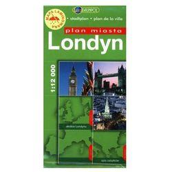 Europilot Mapa Dublin Plan Miasta 1:15 000 Laminowana, książka z kategorii Podróże i przewodniki