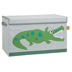 Lässig LÄssig 4kids skrzynia na zabawki toy trunk crocodile granny (4042183346137)