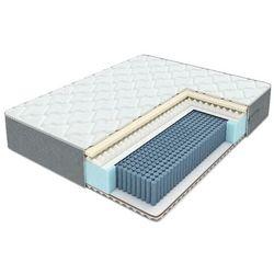 Materac sprężynowy Lux Duo M/S z dwoma odczuciami twardości 90x200 cm, wysokość 23 cm (2900022591723)