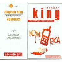 Komórka. Książka audio CD MP3, albatros