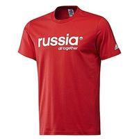 DRUS04: Rosja - t-shirt Adidas