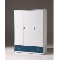 Vipack Szafa trzydrzwiowa bonny blue (5420070216876)