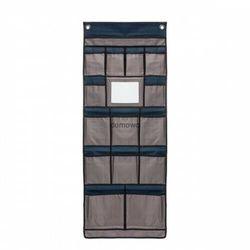 Jja Wiszący organizer półka do szafy na drzwi kemping