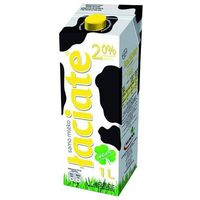 ŁACIATE 1l Mleko 2%   DARMOWA DOSTAWA OD 150 ZŁ!