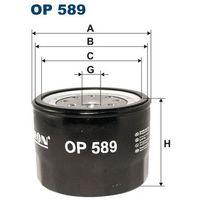 Filtr oleju op 589 od producenta Filtron