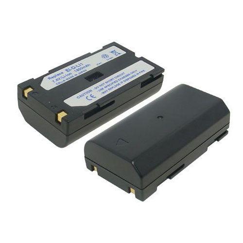 Bateria do aparatu cyfrowego PENTAX EI-D-LI1 2200mAh - produkt dostępny w ebaterie.pl