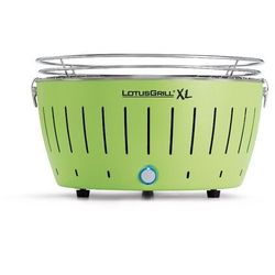 Lotusgrill – grill xl, zielony - zielony marki Lotusgrill®