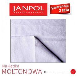 Nakładka moltonowa - , rozmiar - 160x200 cm - negocjuj ceny marki Janpol