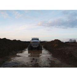Ostra Jazda Monster Truckiem - Warszawa