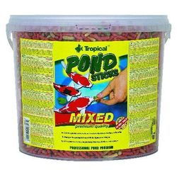 Pond sticks mixed pływająca pałeczki 5l/450g marki Tropical