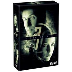 Z archiwum X - sezon 7 (DVD) - Gillian Anderson, Cliff Bole
