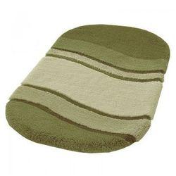 Dywanik łazienkowy 60x100 cm siesta trawiasty kw-5476601360 od producenta Kleine wolke