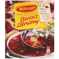 49g zupa barszcz czerwony standard | darmowa dostawa od 150 zł! marki Winiary