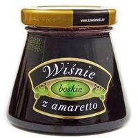 Kowalewski - Wiśnie z amaretto 170 ml