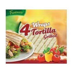 Tortilla funtastic grill 286 g Develey z kategorii Pieczywo, bułka tarta