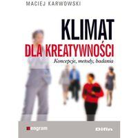 Klimat dla kreatywności (187 str.)