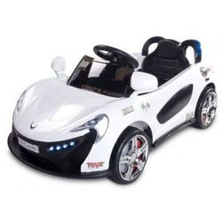 Toyz Aero Samochód na akumulator white - produkt z kategorii- pojazdy elektryczne