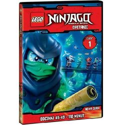 LEGO Ninjago. Opętanie. Część 1. Odcinki 45-49. DVD