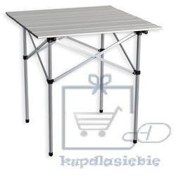 Max Aluminiowy stół ogrodowy składany 70 x 70 cm