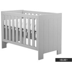 Selsey łóżeczko dziecięce calmo szare (5900000046646)