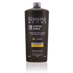 Kerastase Homme Capital Force Daily Treatment Shampoo 1000ml M Szampon do włosów - sprawdź w wybranym sklep