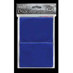 Koszulki (protektory) ultra pro niebieskie 100s wyprodukowany przez Brak danych