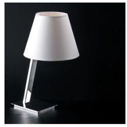 Maxlight  orlando lampa biurkowa biała satyna 5103t/whnm