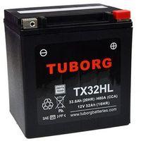 Tuborg Akumulator wzmocniony  yix30l tx32hl 32ah 480a/537a