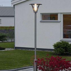 Konstmide Konstsmide livorno lampy stojące stal nierdzewna, 1-punktowy - nowoczesny - obszar zewnętrzny - li