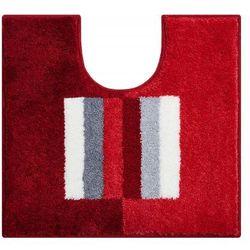 Grund Dywanik łazienkowy CAPRICIO, ruby czerwony, 55x60 cm (8590507347798)