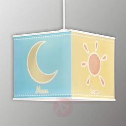 Dalber 64192 - lampa wisząca dziecięca nature 1xe27/60w/230v