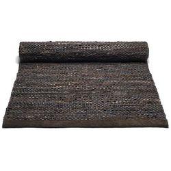 Dywan leather choco marki Rug solid