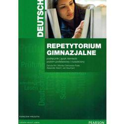 Pearson Longman repetytorium gimnazjalne. język niemiecki poziom podstawowy i rozszerzony. podręcznik wieloletni