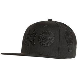 New Era 59FIFTY NEW YORK YANKEES Czapka z daszkiem black z kategorii Nakrycia głowy i czapki
