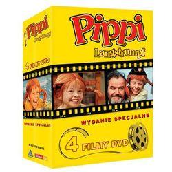 Pippi Langstrumpf ( BOX 4xDVD) z kategorii Pakiety filmowe