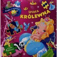 Śpiąca królewna Książka z puzzlami - Wysyłka od 3,99 - porównuj ceny z wysyłką