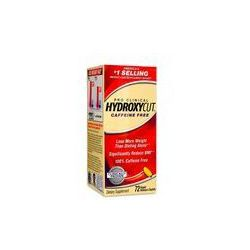 Muscletech Pro Clinical Hydroxycut Caffeine Free 72Rapid Release Caplets