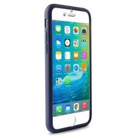 Puro Etui  total protection cover do iphone 6/6s granatowy