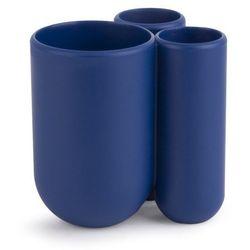 Umbra  - pojemnik na szczoteczki do zębów - touch - niebieski - darmowa dostawa!!!