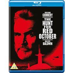 Polowanie na czerwony październik [Blu-Ray]