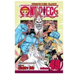 One Piece, Volume 49: Thriller Bark, Part 4
