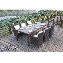 Zestaw mebli stołowych GUSTOSO, Bello Giardino