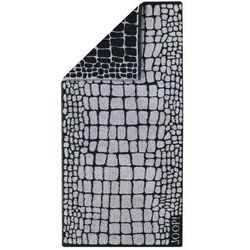 ręcznik gala croco graphit, 50 x 100 cm marki Joop!