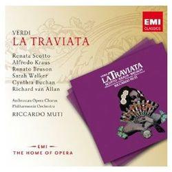 Verdi: La Traviata - Warner Music Poland z kategorii Muzyka klasyczna - pozostałe