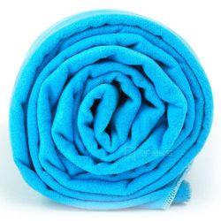 Dr.Bacty M szybkoschnący ręcznik treningowy - niebieski