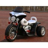 Joko Trójkołowy motor f938 skuter choper chopper na akumulator f938 + bagażnik