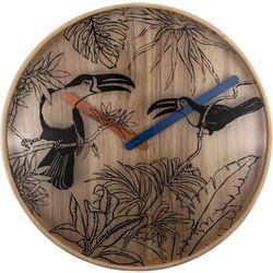 Nextime Zegar ścienny tropical birds by