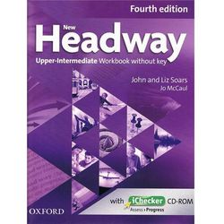 New Headway: Upper-Intermediate : Workbook + Ichecker Withou, książka z ISBN: 9780194718899