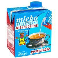 Gostyń  500g 7,5% mleko zagęszczone niesłodzone