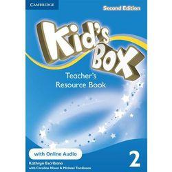 Kid's Box 2 Second Edition. Teacher's Resource Book + Online Audio (kategoria: Nauka języka)